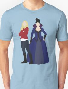 Swan Queen - Once Upon a Time Unisex T-Shirt