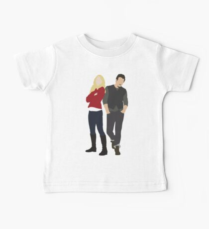 Swanfire - Once Upon a Time Baby Tee
