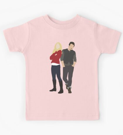 Swanfire - Once Upon a Time Kids Tee