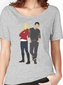 Swanfire - Once Upon a Time Women's Relaxed Fit T-Shirt