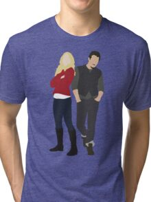 Swanfire - Once Upon a Time Tri-blend T-Shirt