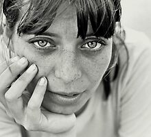 Eyes to Die For by ivDAnu