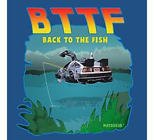 BTTFish Photographic Print