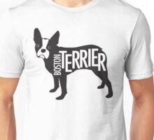 Boston Terrier 2 Unisex T-Shirt