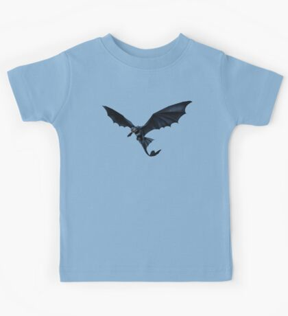 How To Train Your Dragon Toothless Design Kids Tee