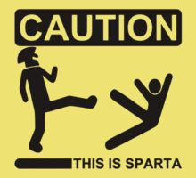 This is Sparta! by SkinnyJoe