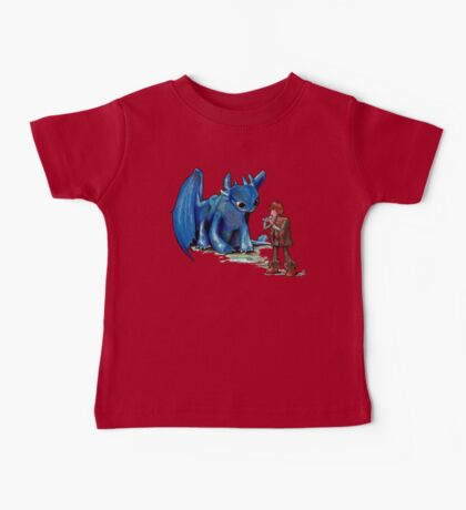 How To Train Your Dragon 'Toothless'  By EmegE  Baby Tee