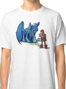 How To Train Your Dragon 'Toothless'  By EmegE  Classic T-Shirt
