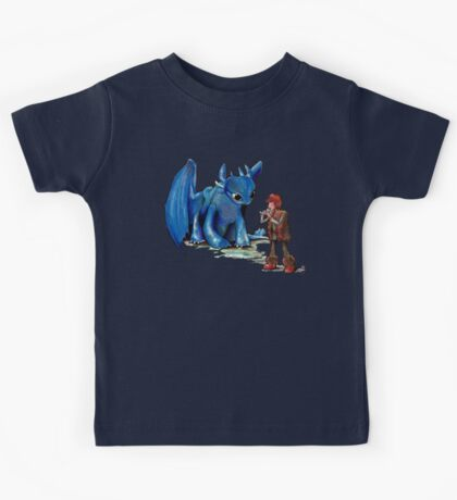 How To Train Your Dragon 'Toothless'  By EmegE  Kids Tee