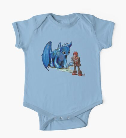 How To Train Your Dragon 'Toothless'  By EmegE  One Piece - Short Sleeve