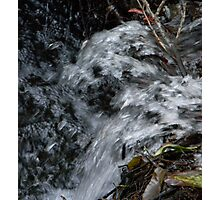 Twin Fountains? Photographic Print