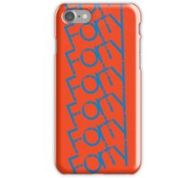 Forty Forty iphone cover design  iPhone Case/Skin