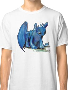 How To Train Your Dragon 'Toothless' by EmegE (Edited) Classic T-Shirt