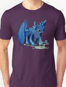 How To Train Your Dragon 'Toothless' by EmegE (Edited) T-Shirt