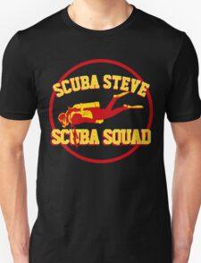 Scuba Steve Squad T-Shirt