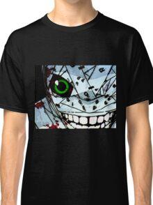 Neon Genesis Evangelion - Bandaged EVA Unit 01 Classic T-Shirt