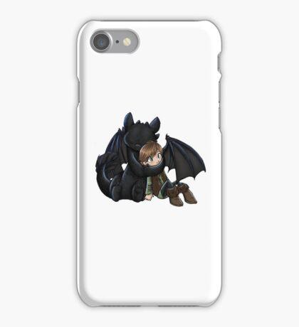 How To Train Your Dragon Manga Design iPhone Case/Skin