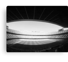 Camp Nou Canvas Print