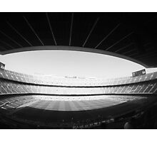 Camp Nou Photographic Print