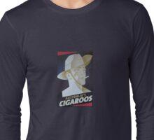 Cigaroos_tee Long Sleeve T-Shirt
