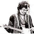 Hendrix by WTWalters