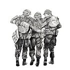 Band of Brothers by WTWalters