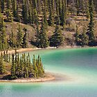 Emerald Lake by Mark  Allen