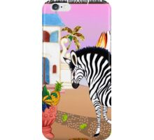 Guarding of the Domain by Ro London - Menagerie Collection iPhone Case/Skin