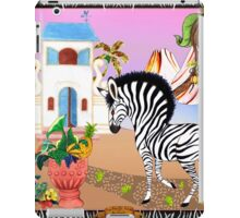 Guarding of the Domain by Ro London - Menagerie Collection iPad Case/Skin