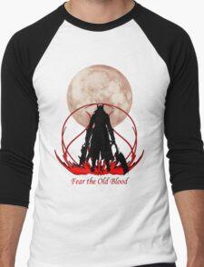 Fear the Old Blood Men's Baseball ¾ T-Shirt