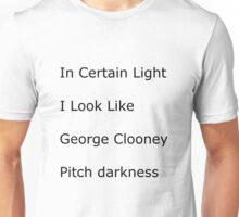 George Clooney T- Shirt Unisex T-Shirt