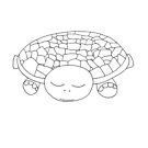 Turtle by ArtLuver