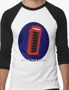 The Inspector Men's Baseball ¾ T-Shirt