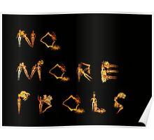 No More Idols Poster