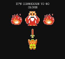 It's Dangerous To Go Alone - Legend of Zelda Unisex T-Shirt