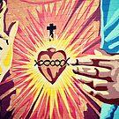 sacred heart by beverlylefevre