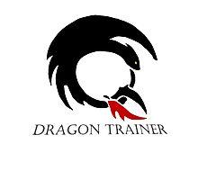 Dragon Trainer Photographic Print