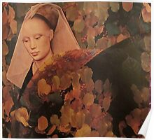 Portrait of Autumn Poster