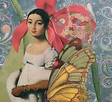 Mademoiselle Caroline by Kanchan Mahon