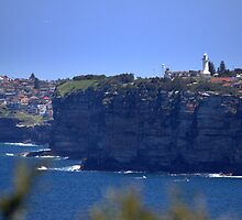 north head manly -  north see south by miroslava