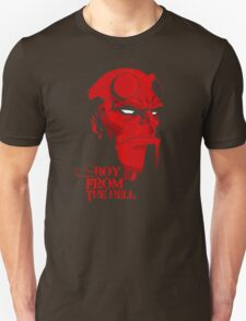 HELLBOY COMIC SUPERHERO COOL T-Shirt
