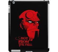 HELLBOY COMIC SUPERHERO COOL iPad Case/Skin