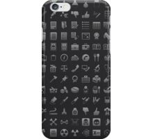 iPhone Cover - Icons iPhone Case/Skin