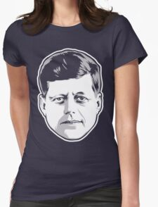 JFK Womens Fitted T-Shirt