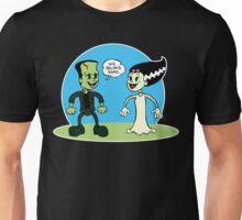 Frankenstein: We Belong Dead Unisex T-Shirt