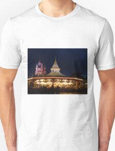 Prince Charming's Regal Carrousel T-Shirt