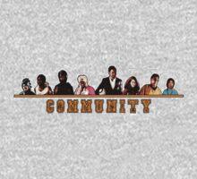 Greendale Halloween (Season 2) - Community  One Piece - Short Sleeve