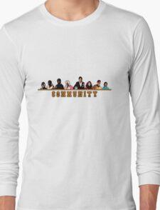 Greendale Halloween (Season 2) - Community  Long Sleeve T-Shirt