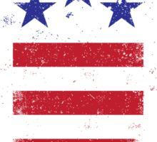 Postage Paid USA Sticker