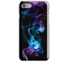 Blue Smoke iPhone Case/Skin